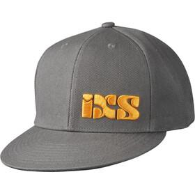 IXS Basic Hoofdbedekking grijs/oranje